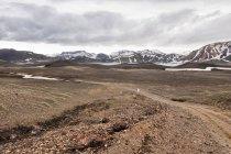 Surowe klimaty Islandii