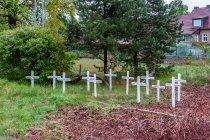 Symboliczny cmentarz zlikwidowanych miejscowości