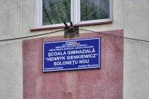 Szkoła im. Henryka Sienkiewicza w Nowym Sołońcu