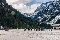 Szkoła narciarstwa biegowego