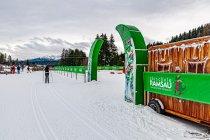 Szkoła narciarstwa biegowego w Ramsau