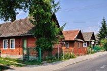 Szlak Architektury Drewnianej w Mokrzyskach