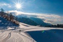 Szlak narciarski w Austrii