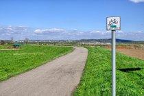 Szlak rowerowy koło Raciborza