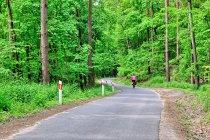 Szlak rowerowy koło Wiosła Dużego