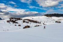 Szlaki narciarskie Alpe di Siusi