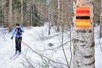 Szlaki narciarskie w Puszczy Piskiej