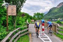 Szosowe klimaty Trentino