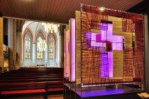 Sztuka nowoczesna w kościele Św. Jana w Getyndze