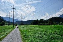Szwajcarska droga rowerowa nr 9