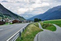 Szwajcarskie Zuoz