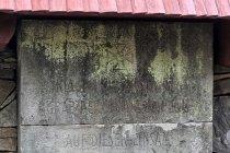 Tablica na cmentarzu na Rotundzie