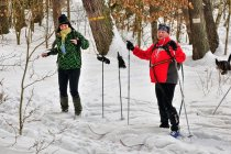 Tańczą na nartach?