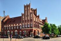 Tczew - gmach Poczty Polskiej