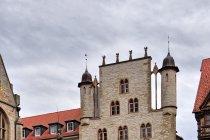 Tempelhaus przy rynku w Hildesheim