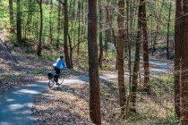 Tour Brandenburg między Lychen a Furstenberg