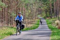 Tour Brandenburg między Templinem a Lychen