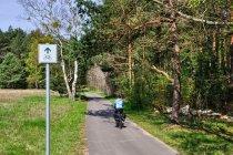 Tour Brandenburg w kierunku Templina
