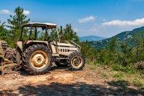 Traktor marki Lamborghini