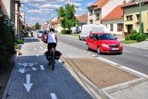 Trakty rowerowe w Ratiskowicach