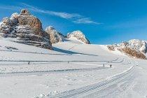 Trasa biegowa Panorama na lodowcu Dachstein
