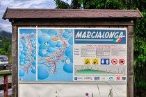 Trasa biegu narciarskiego Marcialonga