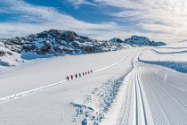 Trasa narciarska Panorama