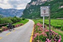 Trasa rowerowa Via Claudia Augusta