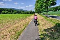Trasa rowerowa w Dolnej Saksonii
