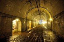 Tunel kolejowy bunkra w Konewce