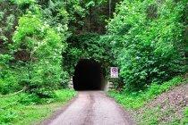 Tunel w kierunku Cavalese