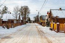Ulica w Teremiskach