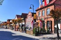 Ulica Wiejska - ulica miejska w Helu