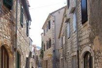 Uliczka, Stari Grad