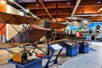Unikalne eksponaty Muzeum Lotnictwa w Trydencie