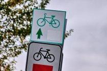 Uwaga - rowerowy podjazd!