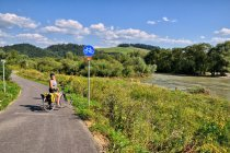 Velo Dunajec za Sromowcami Wyżnymi