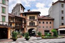 Via Torre Verde w Trydencie