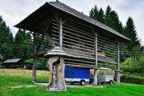 W austriackiej wsi