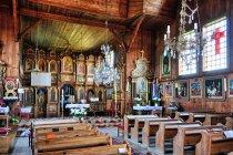 W cerkwi w Czyrnej