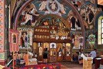 W cerkwi w Valeni