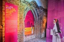 W części muzealnej klasztoru Heiligengrabe