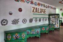 W Domu Malarek w Zalipiu