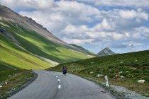 W drodze do Sankt Moritz