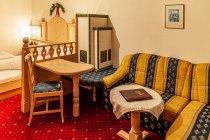 W hotelu Sonneck w Kössen