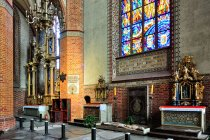 W katedrze w Pelplinie