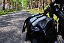 W kierunku wsi Asmus