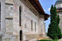 W klasztorze w Dragomirnie