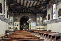 W kościele w Lnianie