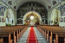 W kościele w Świekatowie